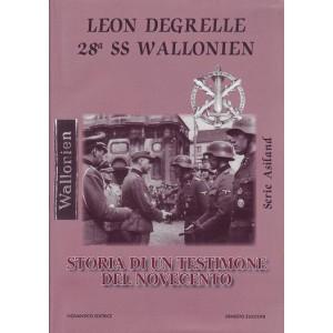 Leon Degrelle 28a SS Wallonien