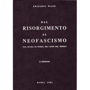 Dal Risorgimento al Neofascismo