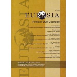 Eurasia - Rivista di studi geopolitici anno 2008 n. 2