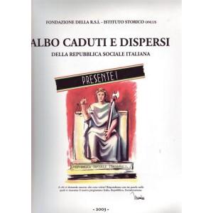 Albo caduti e dispersi della Repubblica Sociale Italiana