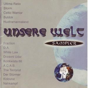 Sampler - Unsere Welt