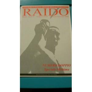 """Raido"" n. 21/22"
