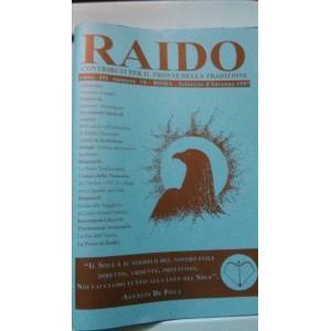 """Raido"" n. 10"
