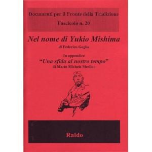 Nel nome di Yukio Mishima