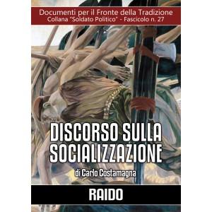 Discorso sulla socializzazione