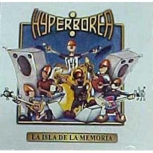 Hyperborea - La isla de la memoria