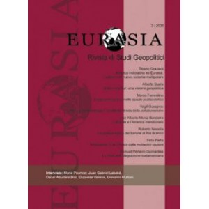 Eurasia - Rivista di studi geopolitici anno 2008 n. 3