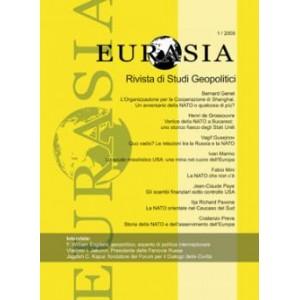 Eurasia - Rivista di studi geopolitici anno 2009 n. 1