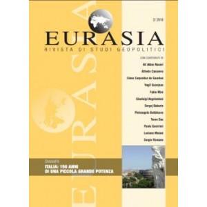 Eurasia - Rivista di studi geopolitici anno 2010 n. 2