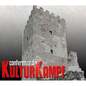 PENDRIVE - 8 conferenze di Kulturkampf a scelta