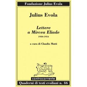 Lettere a Mircea Eliade
