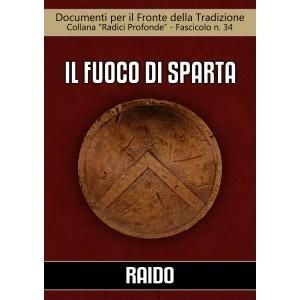Il fuoco di Sparta