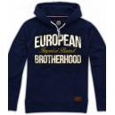 Imperial Brand Blue Hoodie 01