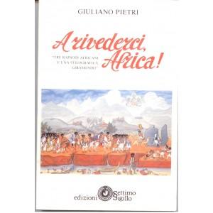 A rivederci Africa!