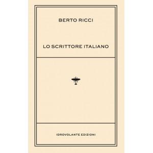 Lo scrittore italiano