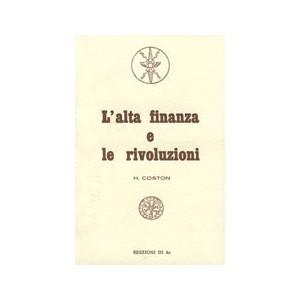 Alta finanza e le rivoluzioni