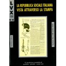 La Repubblica Sociale Italiana vista attraverso la stampa