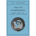 La sapienza greca. Vol. 2