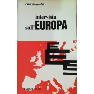 Intervista sull'Europa