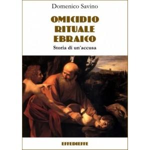 Omicidio rituale ebraico