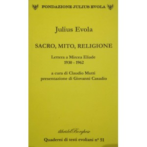Sacro, mito, religione