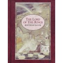 The Lord Of The Rings - Birthday book