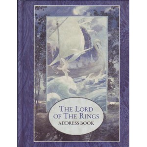 The Lord Of The Rings - Address book