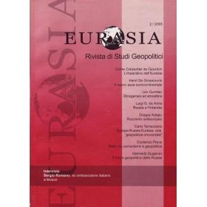 Eurasia - Rivista di studi geopolitici anno 2005 n.2