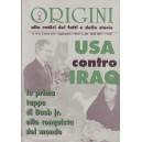 Origini - Usa contro Iraq (n.19 aprile 2003)