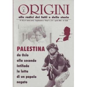 Origini - Palestina (n.18 aprile 2002)