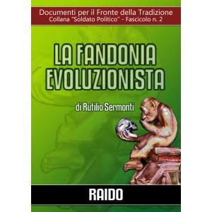 La fandonia evoluzionista