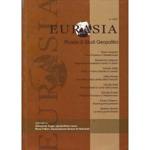 Eurasia - Rivista di studi geopolitici anno 2007 n.2