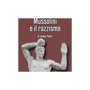Mussolini e il razzismo