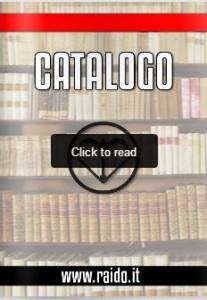 Scopri il NUOVO catalogo RAIDO!