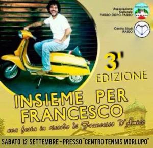 Insieme per Francesco 3a edizione