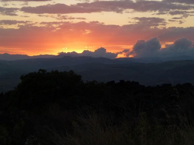 Tramonto etna 2