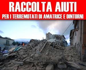 RESOCONTO | Raccolta aiuti per terremotati di Illica (Accumoli)