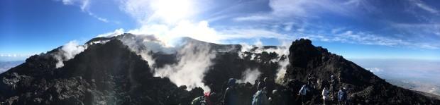 cratere etna 1