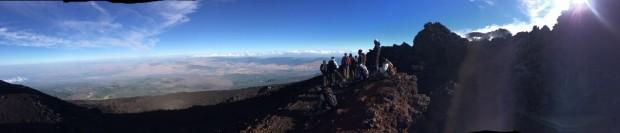 cratere etna 2