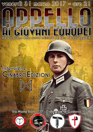 Appello ai giovani europei (Colleverde)