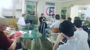 """Presentazione """"Appello ai giovani Europei"""" a Lanciano – recensione (03.06.2017)"""