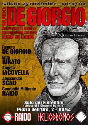 Guido De Giorgio – Convegno di studi