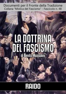 NOVITA' | La Dottrina del Fascismo (di B.Mussolini)