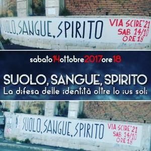 """""""Suolo, Sangue, Spirito"""" – recensione (14.10.17)"""