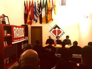 """""""Appello ai giovani europei"""" (Bari) – 11/11/17 – recensione"""